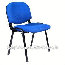 longkong hot sale modern student chair writing tablet