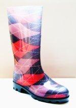 C model women rubber boots