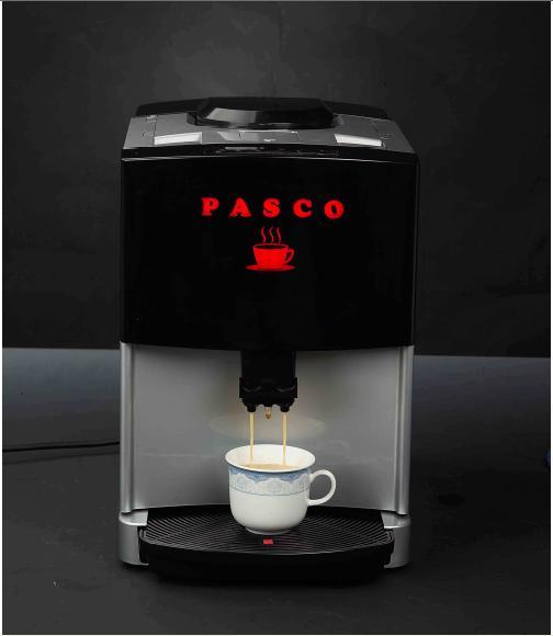 pasco machine