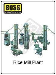 MINI MODERN RICE MILL PLANT
