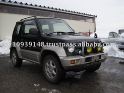 1996year MITSUBISHI PAJERO MINI secondhand car(used car) #301-120