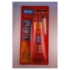 Magic RTV-1515 High-Temp Red Silicone Rubber Adhesive Glue
