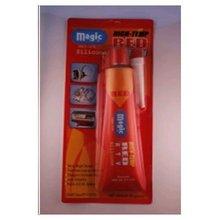 Magic RTV-1515 High-Temp Red Ceramic Glue