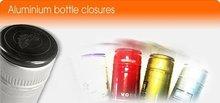 Aluminium Screwcaps, closures,