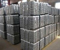 zinc ingots 99.99%