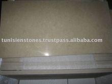 Tunisia Thala Beige Polished Limestone Tile
