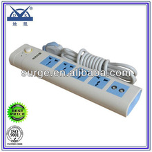 DK-CL surge protective socket child security