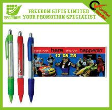 Cheap Promotional Custom Logo Banner Pen