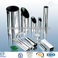 301/302/303/304/305 stainless welded steel pipe/test tube/dump truck
