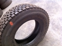 Second hands truck tires