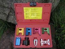 china 8pcs Timing Locking Tool Kit by Aluminum Auto Vehicle Tools car emergency life safety hammer