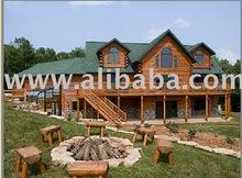 Cyprus Timber Houses, Log Homes, Ecoframe Homes