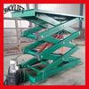 in floor hydraulic lift