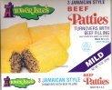 Jamaican Style Patties 15oz