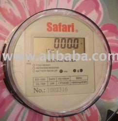 Safari electric meter