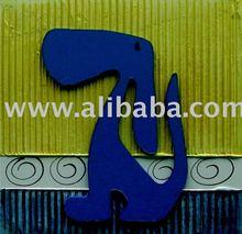 Dog Painting & Apply, acrylic painting, on canvas, handmade , 30x30cm, exclusive brazilian art