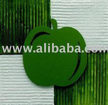 Apple Applied, acrylic painting, on canvas, handmade , 30x30cm, exclusive brazilian art