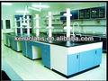 Completa steel laboratório mesa de trabalho cosméticos equipamentos de fabricação
