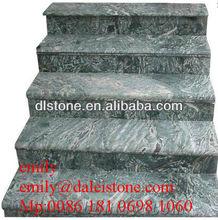 Green Granite stairs--Best price