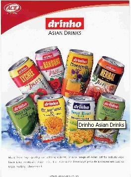 Drinho Asian Drinks