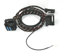 Bluetooth Cable VW RNS-510 Plug&Play with Voice Control