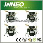 Nice Sound Carbon Fiber Drum Set