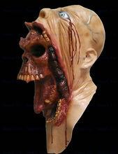 Creepy Parasite Masks Rubber Latex Scary Halloween Novelty Party Mask