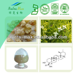 Pure Boswelia Serrata Extract Powder with 65% Mastic Acid by HPLC