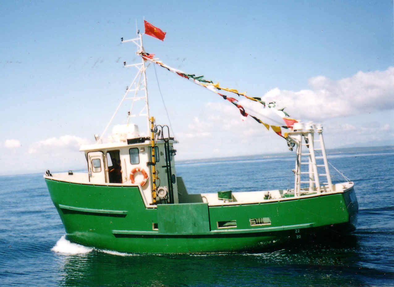 Trawler Fishing Boat - Buy Boat Product on Alibaba.com