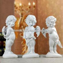 resin cupid angel wedding favors wholesale