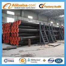 """API 5L/EN 10217-1 ERW Steel Pipe 610 (24"""") x 7.9 Gr. X70/P235TR2"""