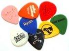 Custom Printed Guitar Picks