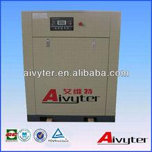 15kw vis compresseur d'air pour sable dynamitage ( de réparation de pneus )