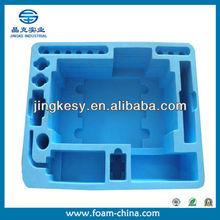 OEM factory any size shape custom foam insert for various cases