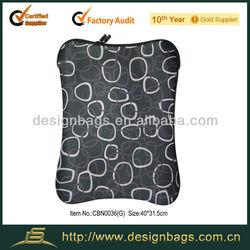 waterproof neoprene laptop sleeve and case with zipper