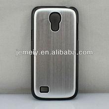 brushed aluminium case for samsung galaxy s4 mini cover