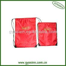 gyssien custom for promotion reuseable nylon drawstring bag