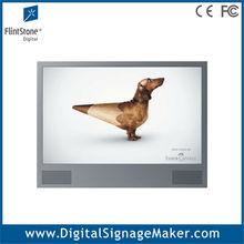 "Indoor 22"" wide screen 1080P HD digital signage/advertising player/display"