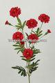 flor de fita de campo da flor decorativa tongxin fábrica