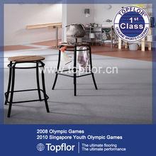 Laminate Vinyl Floor For Commercial PVC Covering