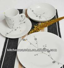 hot saled ceramic plate making machine with beautiful printing