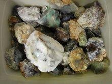 Cheap rough opal