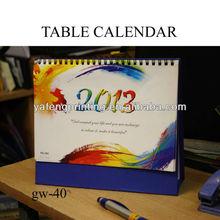 new gift calendar