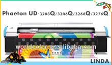 UD-3206Q Phaeton Q series Infinity ,Crystaljet large format printer , vinyl sticker printer with best printer part