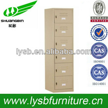 newly design metal multi drawer cabinet with ISO9001,