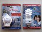 Negative Ion Light Bulbs