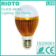Factory Cost E27 9W Led Light Bulb ISO9001