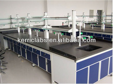Beautiful laboratory working table For environmental monitoring system