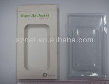 PVC/PET phone case box, mobile accessories