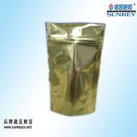 flood gold zip lock bag